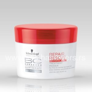 Schwarzkopf BC REPAIR RESCUE DEEP NOURISHING TREATMENT-Maska za oštećenu kosu