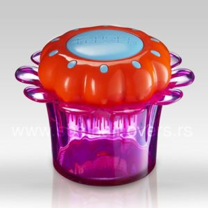 TANGLE TEEZER - MAGIC FLOWERPOT PRINCESS PURPLE Četka za raščešljavanje za decu