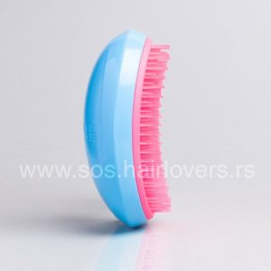 TANGLE TEEZER - SALON ELITE BLUE/PINK Četka za raščešljavanje mokre kose