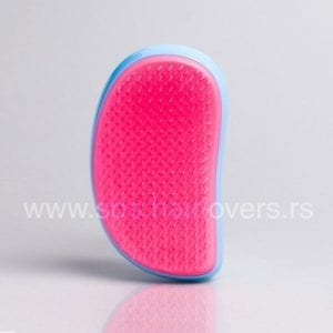 TANGLE TEEZER - SALON ELITE BLUE/PINK Četka za raščešljavanje mokre kose
