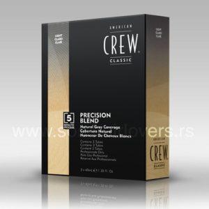 American Crew PRECISION BLEND LIGHT-Boja za kosu za muškarce svetla