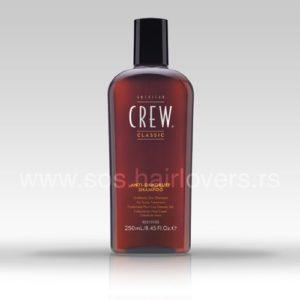 American Crew TC ANTI-DANDRUFF+SEBUM CONTROL SHAMPOO-Šampon protiv peruti i kontrolu lučenja sebuma