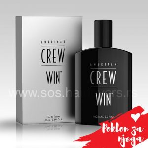 American Crew WIN FRAGRANCE-Parfem za muškarce