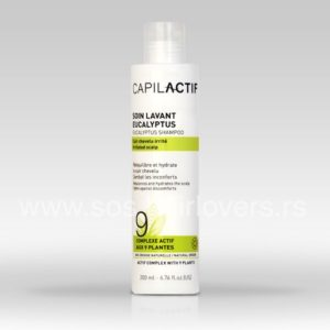 Capil Actif SOIN LAVANT EUCALYPUS - Šampon od eukaliptusa za zarastanje rana na koži glave