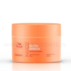 Wella Professionals Invigo Nutri-Enrich maska za suvu kosu