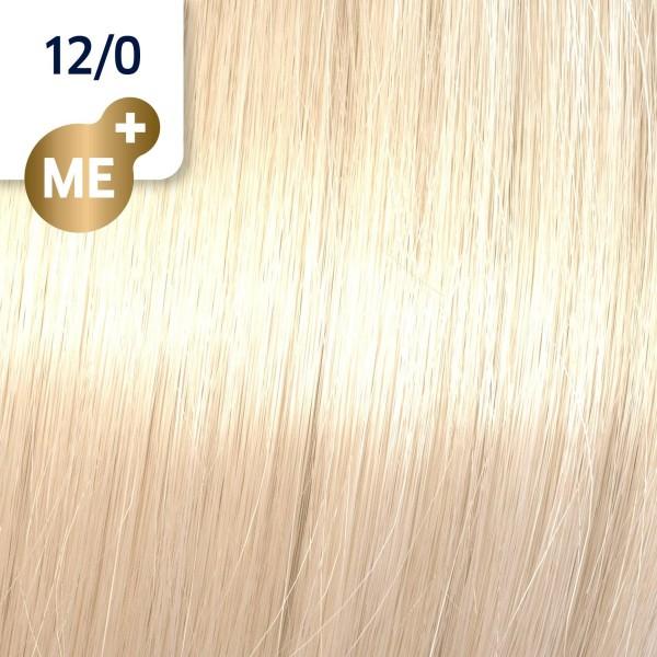 Profesionalna boja za kosu Wella Koleston Perfect 12/0 Specijalna čisto-plava