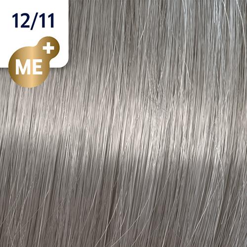 Profesionalna boja za kosu Wella Koleston Perfect 12/11 Specijalna  intenzivno pepeljasto plava