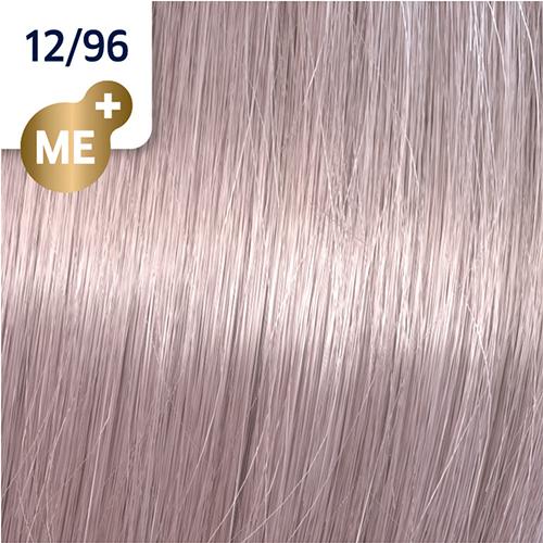 Profesionalna boja za kosu Wella Koleston Perfect 12/96 Specijalna cendre violet plava