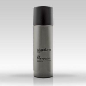 Label.m DRY SHAMPOO Suvi šampon za svetlu kosu