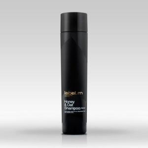 Label.m HONEY & OAT Šampon za oštećenu i dehidriranu kosu