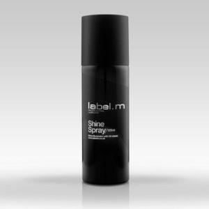 Label.m SHINE SPRAY Visokokoncentrovani sjaj  za kosu u spreju za debelu i normalnu kosu