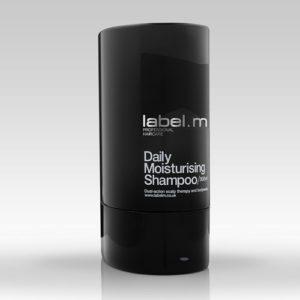 Label.men DAILY MOISTURISING Hidrantni šampon za svakodnevnu upotrebu