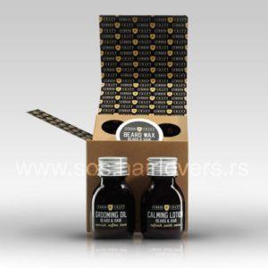 Lumber Craft BEARD SET-Komplet proizvoda za negu brade i brkova