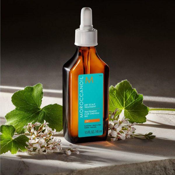 Moroccanoil Dry Scalp tretman za suvu i osetljivu kožu glave sklonu iritacijama i svrabu