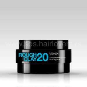 Redken ROUGH CLAY 20 - Kremasta glina za mat finiš i teksturu