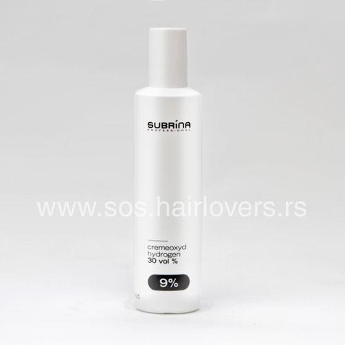Subrina Professional CREMEOXYD 9%-Kremasti hidrogen za boju za kosu 9%