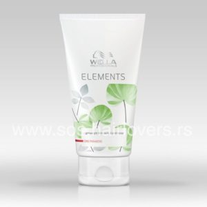 Wella ELEMENTS CONDITIONER - Regenerator bez sulfata i parabena