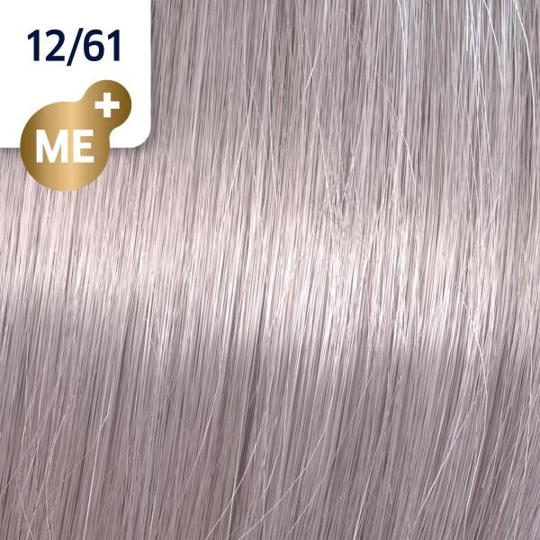 Profesionalna boja za kosu Wella Koleston Perfect 12/61 Specijalna violet pepeljasto plava