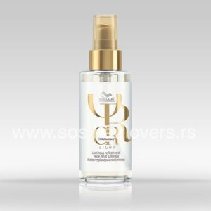 Wella OIL REFLECTIONS LIGHT Uljani eliksir za reflektujući sjaj kose
