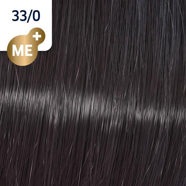 Profesionalna boja za kosu Wella Koleston Perfect 33/0 Intenzivna prirodno tamno braon