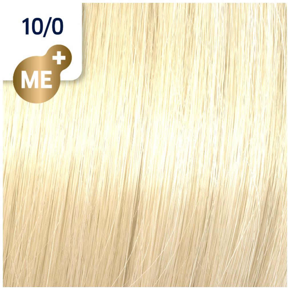 Profesionalna boja za kosu Wella Koleston Perfect 10/0 Najsvetlija prirodno plava