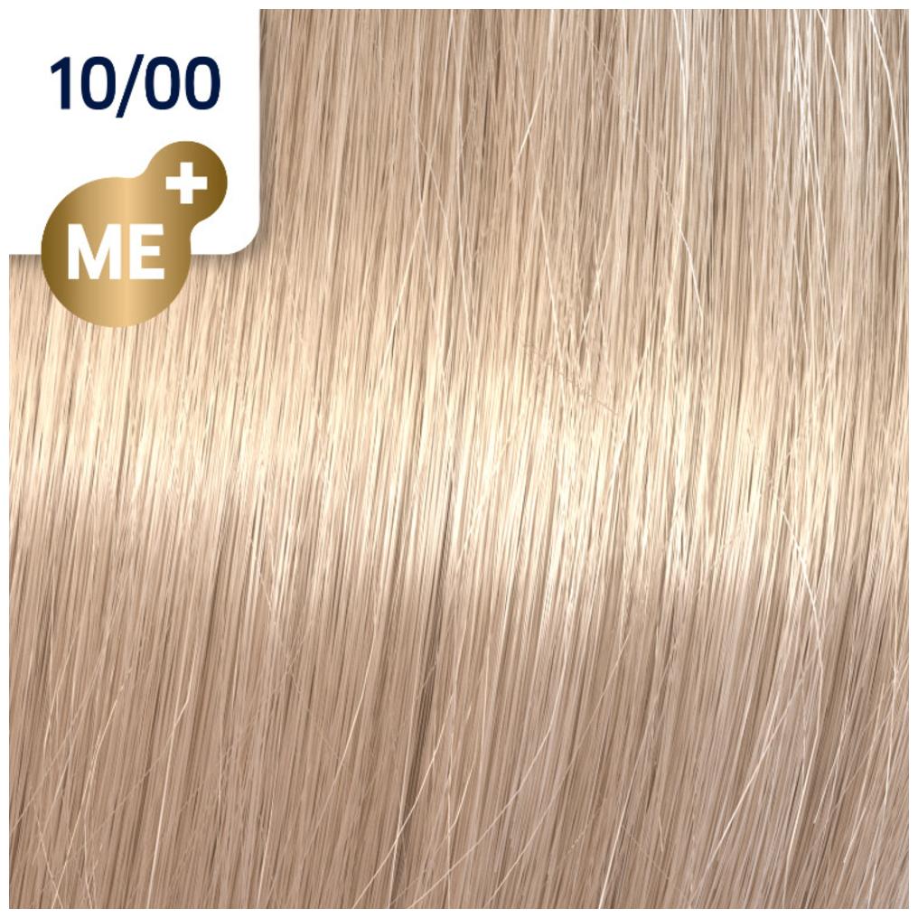 Profesionalna boja za kosu Wella Koleston Perfect 10/00 Najsvetlija prirodno plava