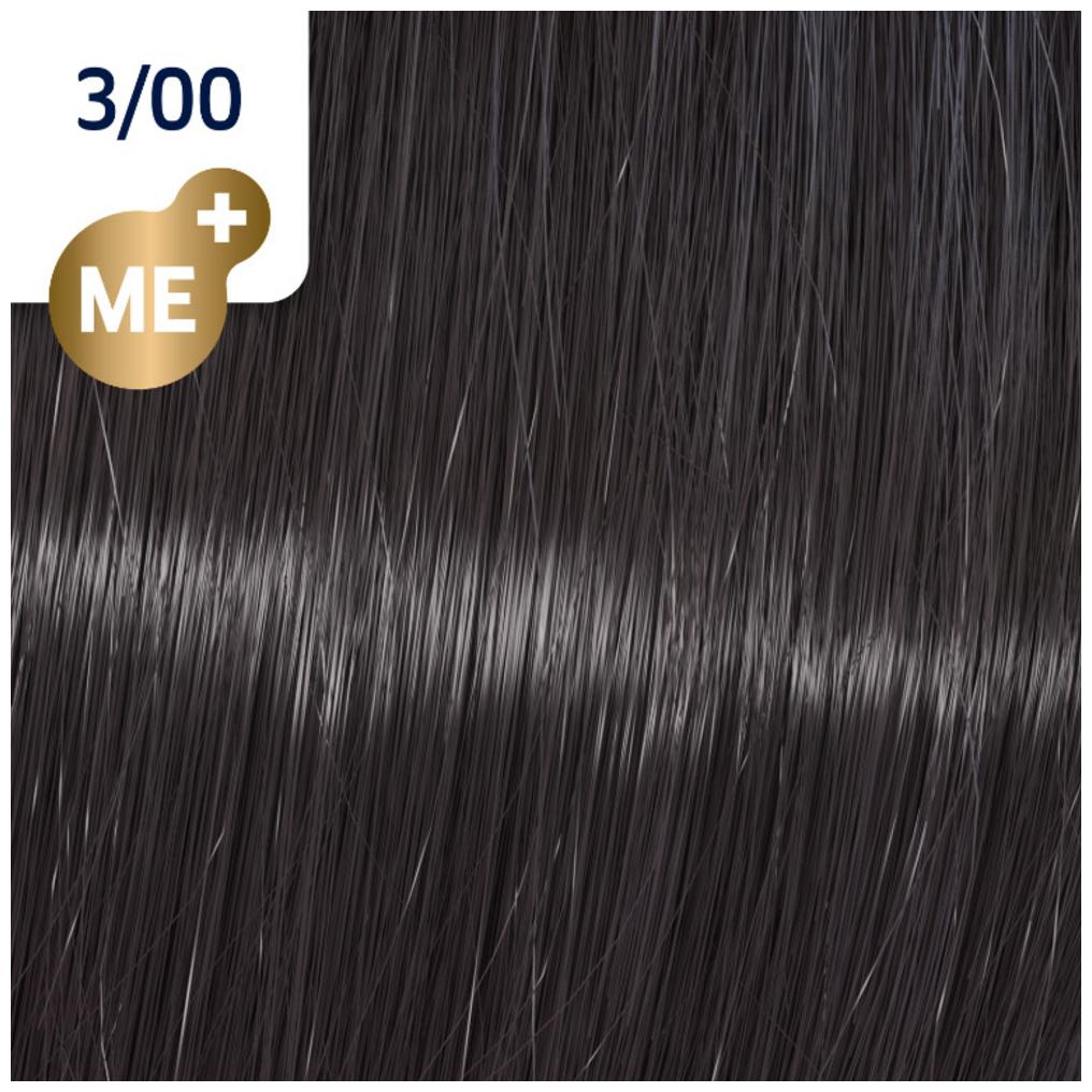 Profesionalna boja za kosu Wella Koleston Perfect 3/00 Prirodno tamno braon