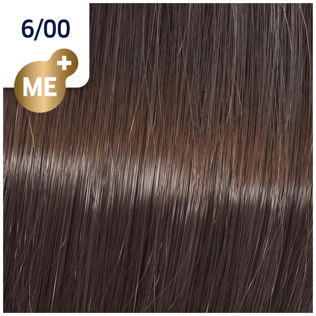 Profesionalna boja za kosu Wella Koleston Perfect 66/0 Prirodno tamno plava