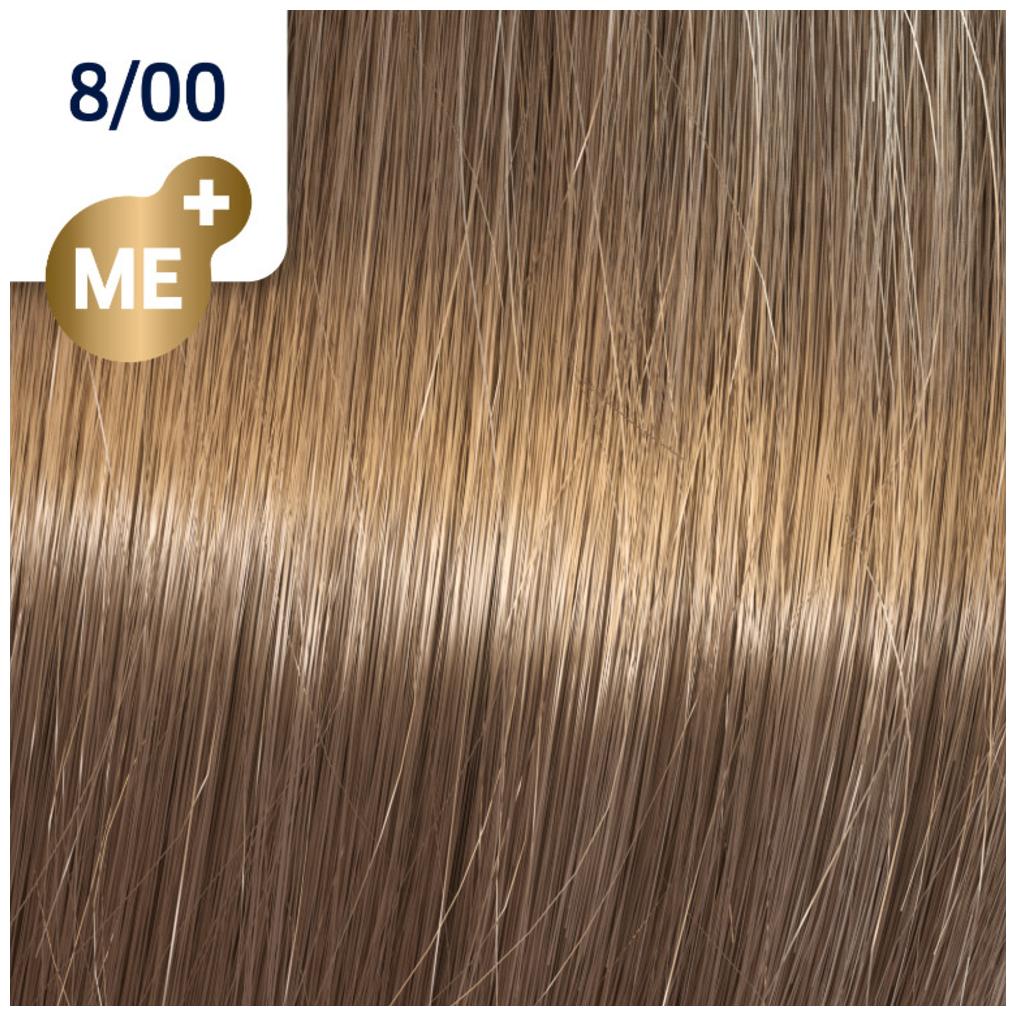 Profesionalna boja za kosu Wella Koleston Perfect 8/00 Prirodno svetlo plava