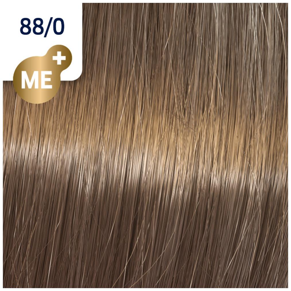 Profesionalna boja za kosu Wella Koleston Perfect 88/0 Intenzivna prirodno svetlo plava