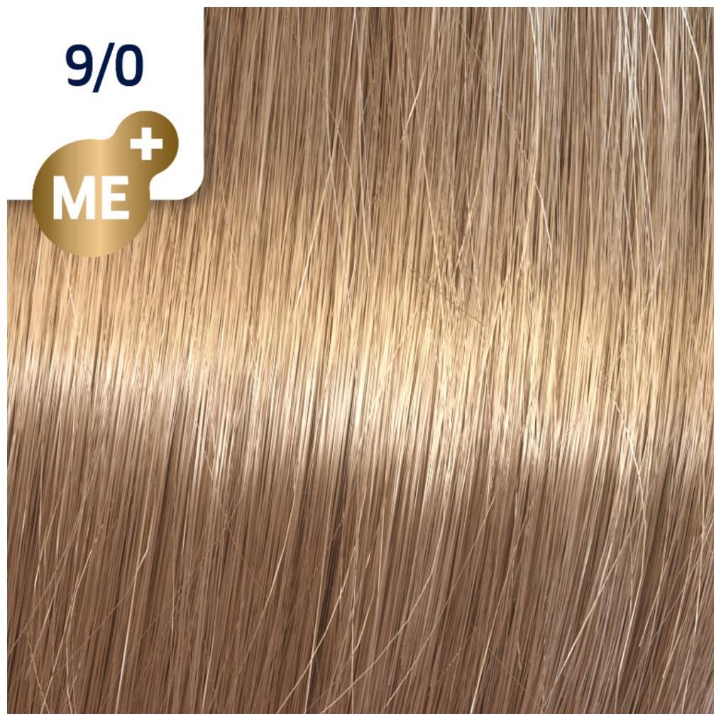 Profesionalna boja za kosu Wella Koleston Perfect 9/0 Veoma svetlo prirodno plava