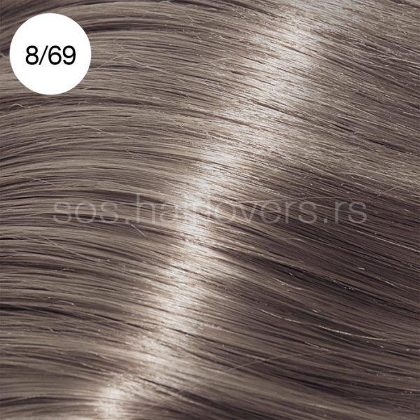 Wella Professionals Illumina boja za kosu 8/69